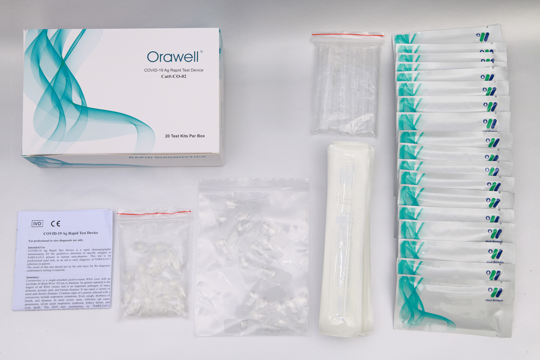 COVID-19 Ag Rapid Test Device
